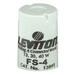 Leviton 13891 FS-4 2-Pin Fluorescent Starter; 13/30/40 Watt, 120 Volt