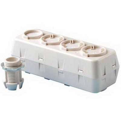 Leviton OSFOA-W Offset Mounting Adapter; White