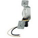 Leviton 2152 Pilot Light Lampholder Assembly; 120 Volt, Candelabra Base