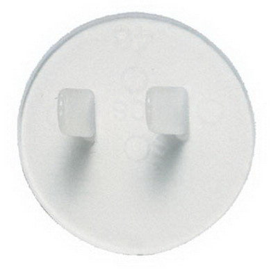 Leviton 12777 Safety Cap; Colorless