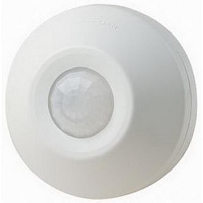 Leviton ODC0S-I7W Passive Infrared Occupancy Sensor; 277 Volt AC, 530 Sq ft, White