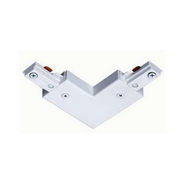Juno Track Lighting Manual: Juno Lighting R24WH Adjustable Joiner Connector; 20 Amp