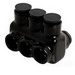 NSI IPLD500-3B Polaris™ Dual Sided Entry Insulated Multi-Tap Cable Connector Block