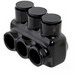 NSI IPL250-3B Polaris™ Single Sided Entry Insulated Multi-Tap Cable Connector Block