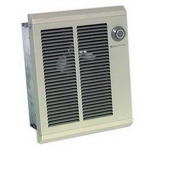 Marley SRA2024DS Q-Mark Fan-Forced Wall Heater; 240/208 Volt, Finned Sheathed Steel