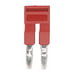 Eaton / Cutler Hammer XBAFBS25 Bridge; 2 Positions, Red