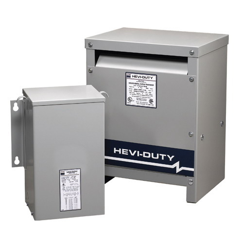 """Sola/Hevi-Duty DT661F7.5S Drive Isolation Transformer 460 Volt Primary, 230Y/133 Volt Secondary, 7.5 KVA,"""
