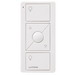 Lutron PJ2-3BRL-GWH-L01 Pico® Wireless Controller With Raise/Lower; 3 Volt, White