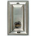 Pass & Seymour WP26-L 1-Gang Weatherproof Cover; Screw Mount, Stainless Steel, Silver