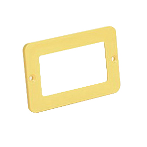 Woodhead / Molex 3060 Super-Safeway® 1-Gang Multiple Outlet Coverplate/Weatherproof Cover; Box Mount, Nylon