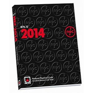 Solar Lighting International NEC-CODEBOOK-14-SOFTBOUND 2014 National Electrical Code Softbound Guide