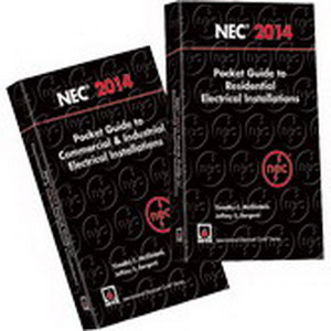 NAED NEC-CODEBOOK-14-POCKET-GUIDE-INDUS Pocket Size 2014 National Electrical Code Pocket Guide