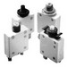 Mechanical Products 1600-037-100-007 Circuit Breaker; 10 Amp, 250 Volt AC, 50 Volt DC, 1-Pole, 7/16-28 Diecast Bushing Mount