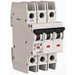 Eaton / Cutler Hammer FAZ-D16/3-NA Miniature Circuit Breaker; 16 Amp, 277/480 Volt AC, 125 Volt DC, 3-Pole, DIN Rail Mount