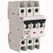 Eaton / Cutler Hammer FAZ-D20/3-NA Miniature Circuit Breaker; 20 Amp, 277/480 Volt AC, 125 Volt DC, 3-Pole, DIN Rail Mount