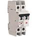 Eaton / Cutler Hammer FAZ-D3/2 Supplementary Protector; 3 Amp, 480Y/277 Volt AC, 96 Volt DC, 2-Pole, DIN Rail Mount
