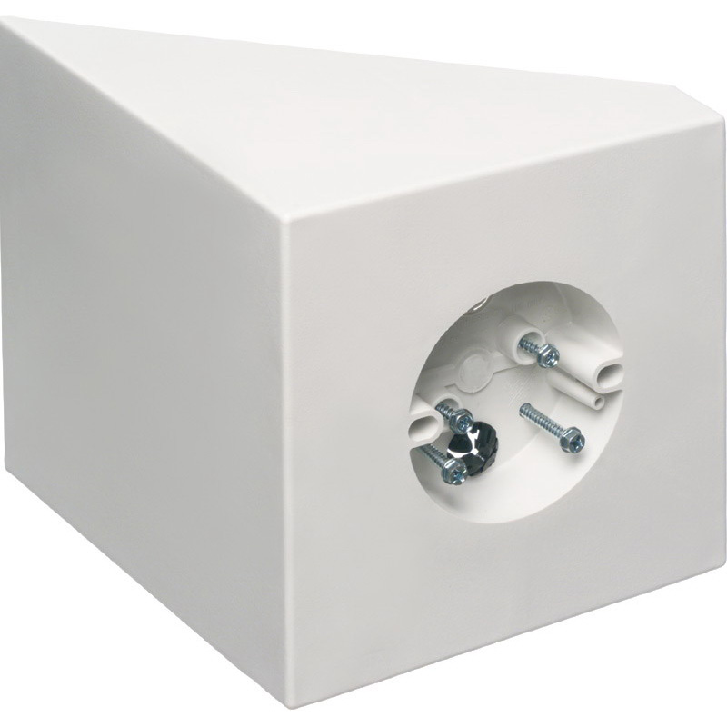 Arlington FB450 Cathedral Mounting Box; Ceiling Mount, 14.5 Cubic-Inch ...