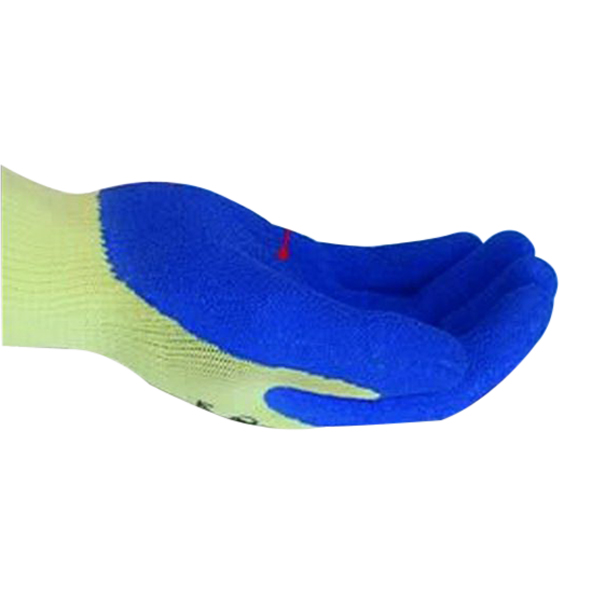 """""Advanced Gloves A-100-XXL General Work Gloves XX-Large, Blue/Yellow,"""""" 634692"