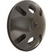 RAB C103A Weatherproof Round Cover; 5 Outlets, (3)1/2 Inch Dia Hole, Die-Cast Aluminum, Bronze, Vertical Mount