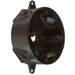RAB VXCA Weatherproof Round Box; 5 Outlets, (1) 1/2 Inch Back Hub, (4) 1/2 Inch Side Hub, Die-Cast Aluminum, Architectural Bronze,Wall/Ceiling Mount