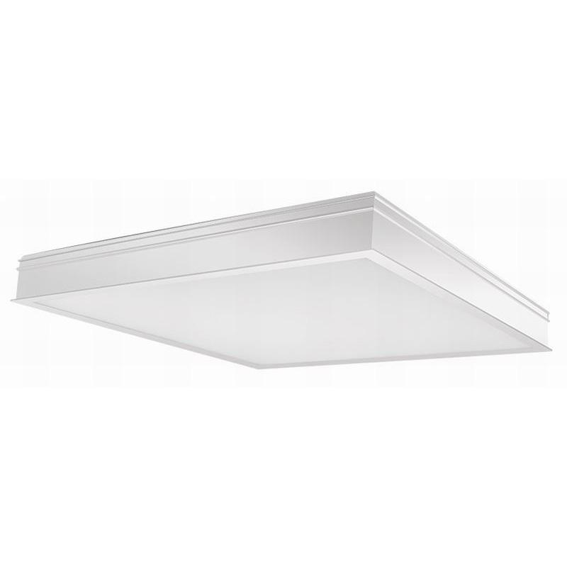 rab panel2x2 34n surface mount recessed led panel light fixture 34. Black Bedroom Furniture Sets. Home Design Ideas
