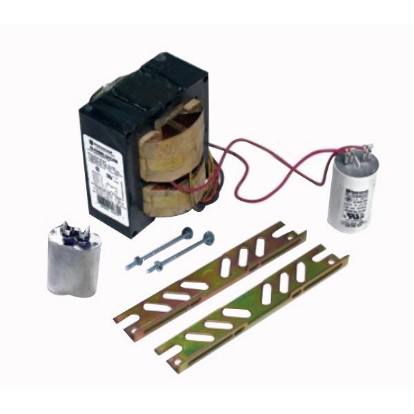 GE Lamps GEP250MLTAA4-5 HID Ballast Distributor Replacement Kit; Metal Halide, 120/208/240/277 Volt