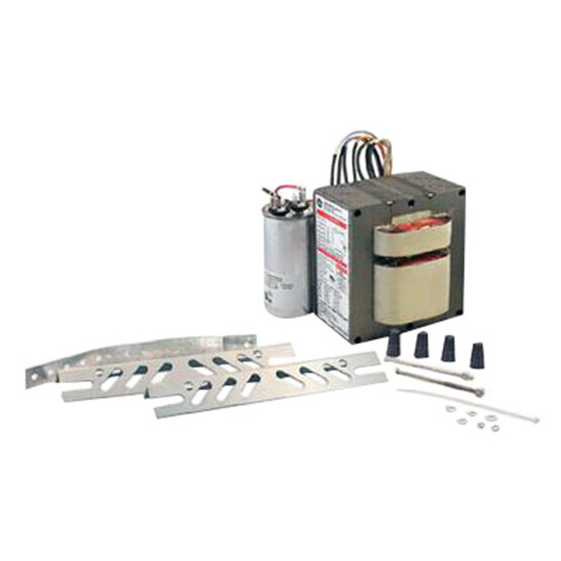 GE Lamps GEM400MLTAA4-5 Magnetic Replacement Core and Coil Ballast Kit; 360 Watt, Metal Halide, 120/208/240/277 Volt