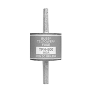 Bussmann TPH-400 Telpower DC Power Distribution Fuse 400 Amp  170 Volt DC
