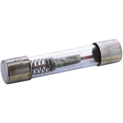 Bussmann BK/MDL-3-2/10-R Time-Delay Fuse; 3.2 Amp, 250 Volt AC, Ferrule End