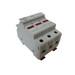 Bussmann CHM3DU Modular Fuse Holder; 30 Amp (UL) 32 Amp (IEC), 600 Volt (UL) 690 Volt (IEC), 3-Pole, DIN-Rail Mount