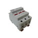 Bussmann CHM3DIU Modular Fuse Holder; 30 Amp (UL) 32 Amp (IEC), 600 Volt (UL) 690 Volt (IEC), 3-Pole, DIN-Rail Mount