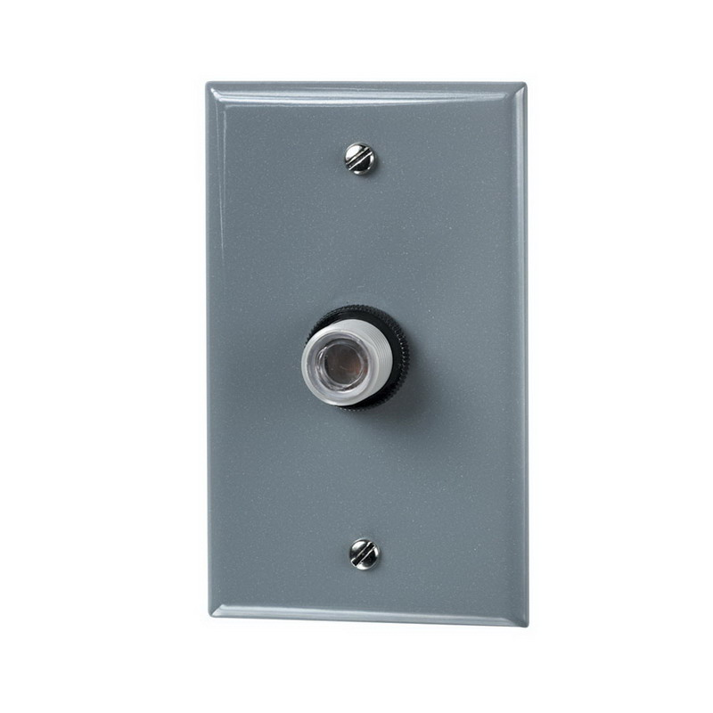 Intermatic K4321C K4100 Series Fixed Position Mount Photocontrol; 120 Volt AC, Cadmium Sulfide Sensor