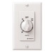 Intermatic FD30MWC FD Series Auto-Off Decorator Springwound Timer Switch; 30 min, White, SPST