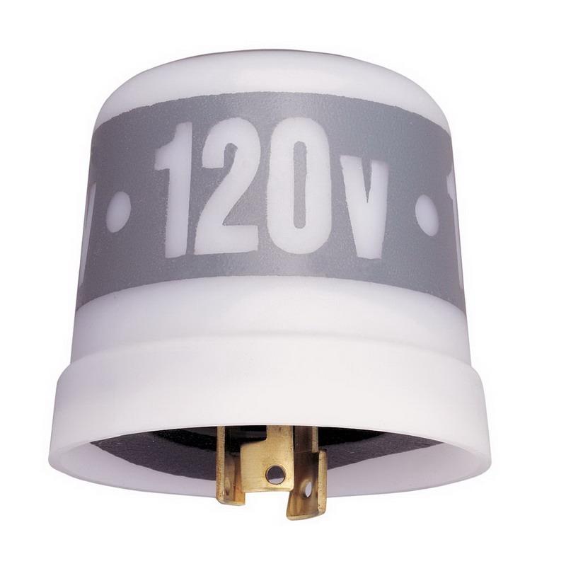 Intermatic LC4536 LC4500 Series Photocontrol; 120/277 Volt AC, Cadmium Sulfide Sensor