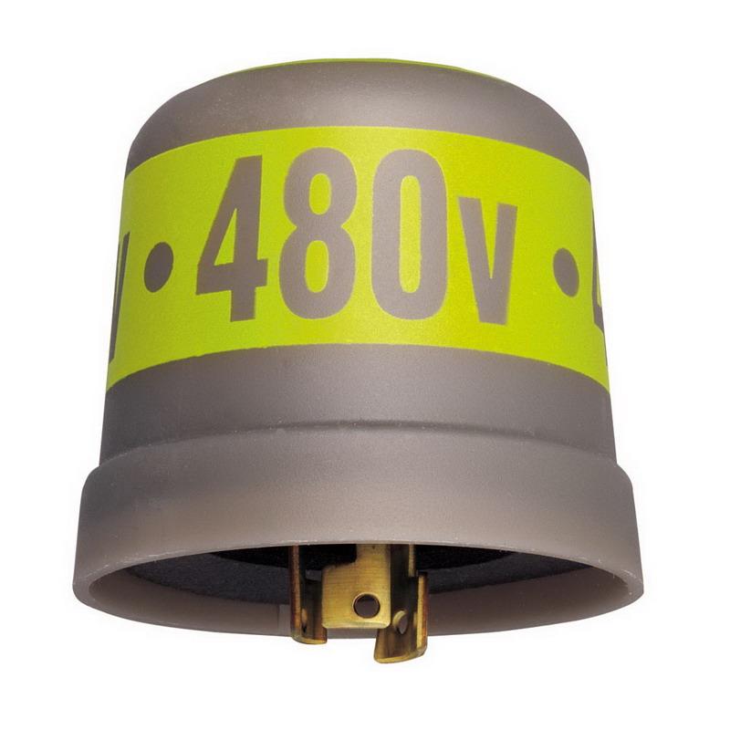 Intermatic LC4535 LC4500 Series Photocontrol; 480 Volt AC, Cadmium Sulfide Sensor