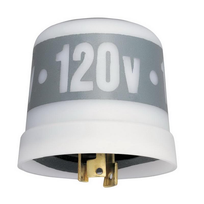 Intermatic LC4521LA LC4500 Series Photocontrol; 120 Volt AC, Cadmium Sulfide Sensor