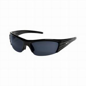 3M 90878 TEKK Protection™ Fuel™ X2 Anti-Fog Scratch-Resistant Safety Eyewear; Black Frame, Gray Lens