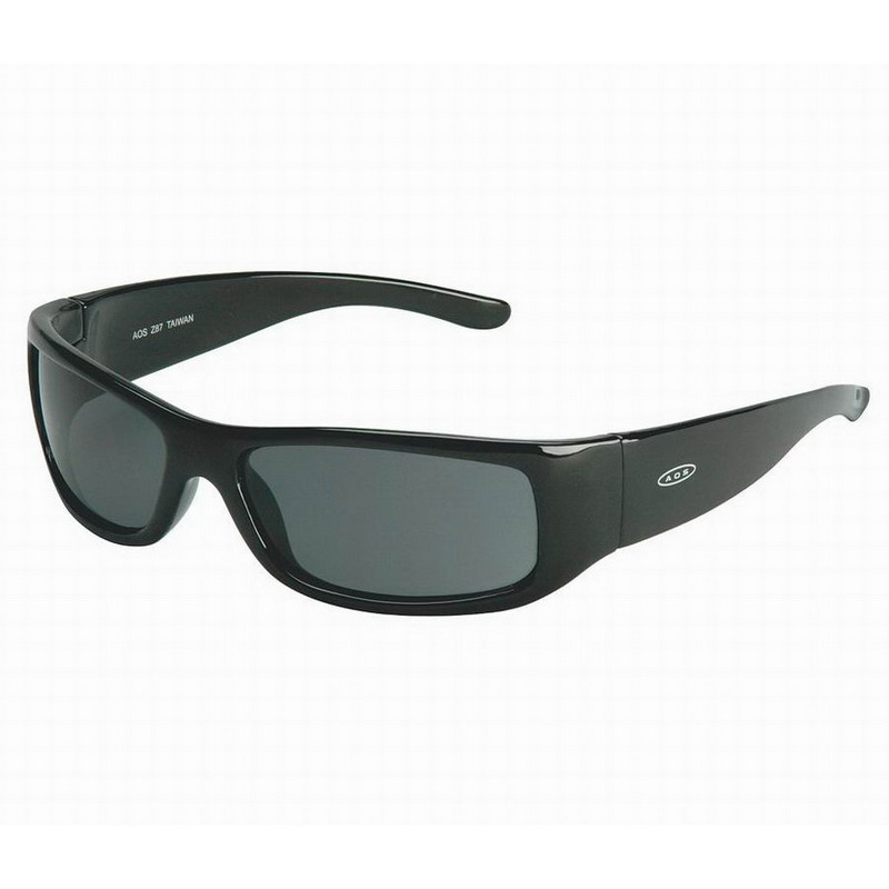 3M™ 11215 Moon Dawg™ Anti-Fog Protective Eyewear; Standard, Black Frame, Gray Lens