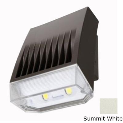 Cooper Lighting XTOR5ARL-WT Lumark® Crosstour™ MAXX LED Wall Pack; 50 Watt, 4553 Lumens, Summit White