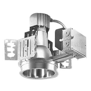 Cooper Lighting C6042E Portfolio™ 6 Inch Vertical Downlight Lamp Housing; Die-Cast Aluminum Ring