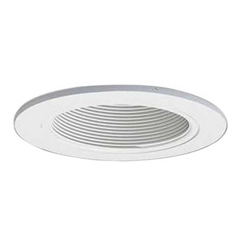 Cooper Lighting 993W Coilex® Halo® 4 Inch Trim With White Baffle; White