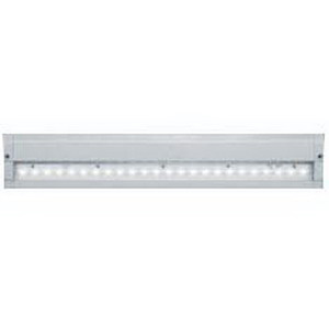 Cooper Lighting HU1012D830P Halo® Surface Mount LED Under-Cabinet Light Fixture; 4.95 Watt, 341 Lumens, White