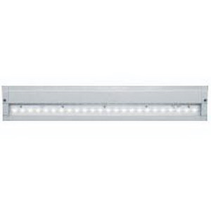 Cooper Lighting HU1024D830P Halo® Surface Mount LED Under-Cabinet Light Fixture; 9.61 Watt, 707 Lumens, White