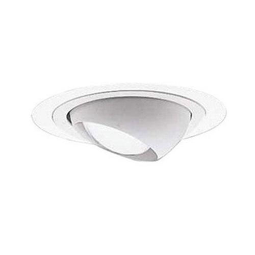 Cooper Lighting 998P Halo® 4 Inch Adjustable Eyeball Trim With White Eyeball; White