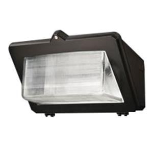 Cooper Lighting WPP25 Lumark® Wal-Pak Metal Halide Wall Pack; 250 Watt, Dark Bronze, Lamp Included
