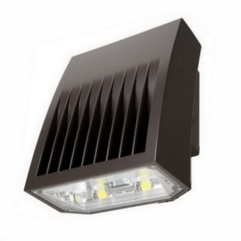 Cooper Lighting XTOR5A Lumark Crosstour MAXX Full Cut-Off LED Wall Pack; 50 Watt, 4282 Lumens ...