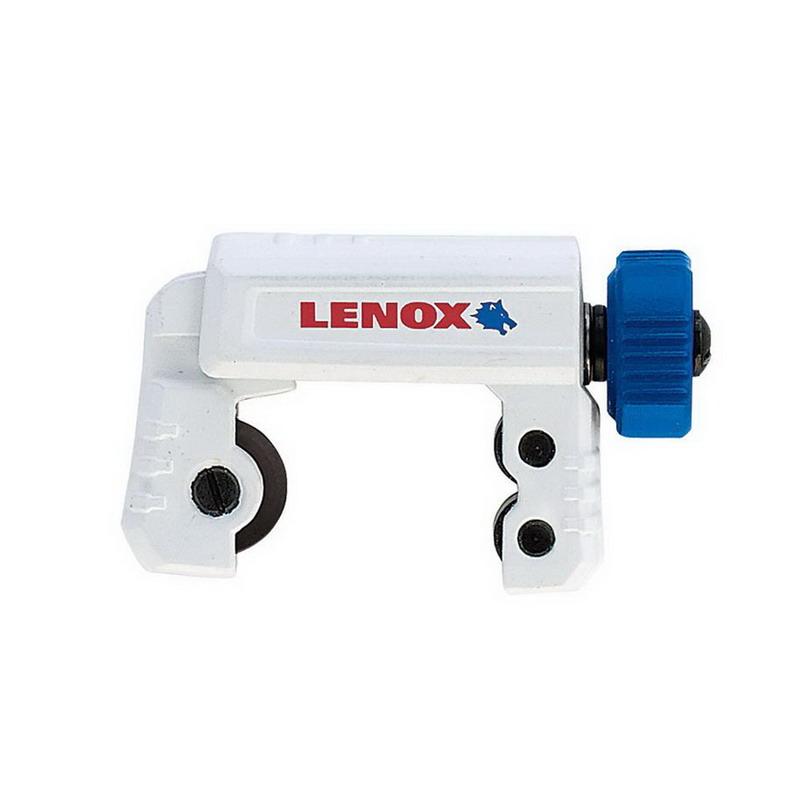 Lenox 21010TC118 Tubing Cutter; 1/8 - 1-1/8 Inch Cutting Range