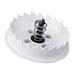 Lenox 2010022CHC Hole Cutter; 1-3/8 Inch, Carbide Tip