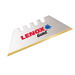 Lenox 20350-GOLD5C Gold™ Trap Utility Knife Blade; 1 Inch, 5/PK