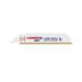 Lenox 21069618GR Gold™ Bi-Metal Reciprocating Saw Blade; 6 Inch, 3/4 Inch, 18 TPI, 5/Pack